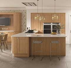 Wooden Fitted Kitchens